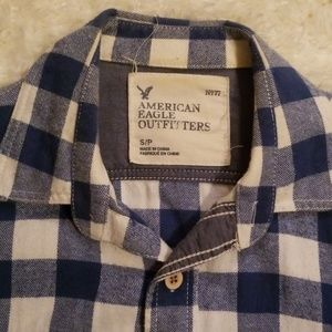 American Eagle Outfitters Shirts - American Eagle men's flannel